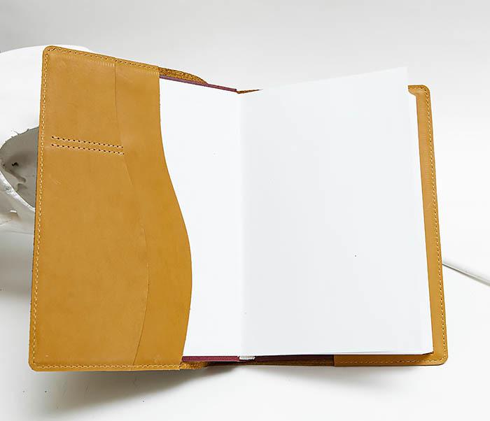 BY050605 Подарочный кожаный ежедневник «365 шагов к совершенству» (А5) фото 04