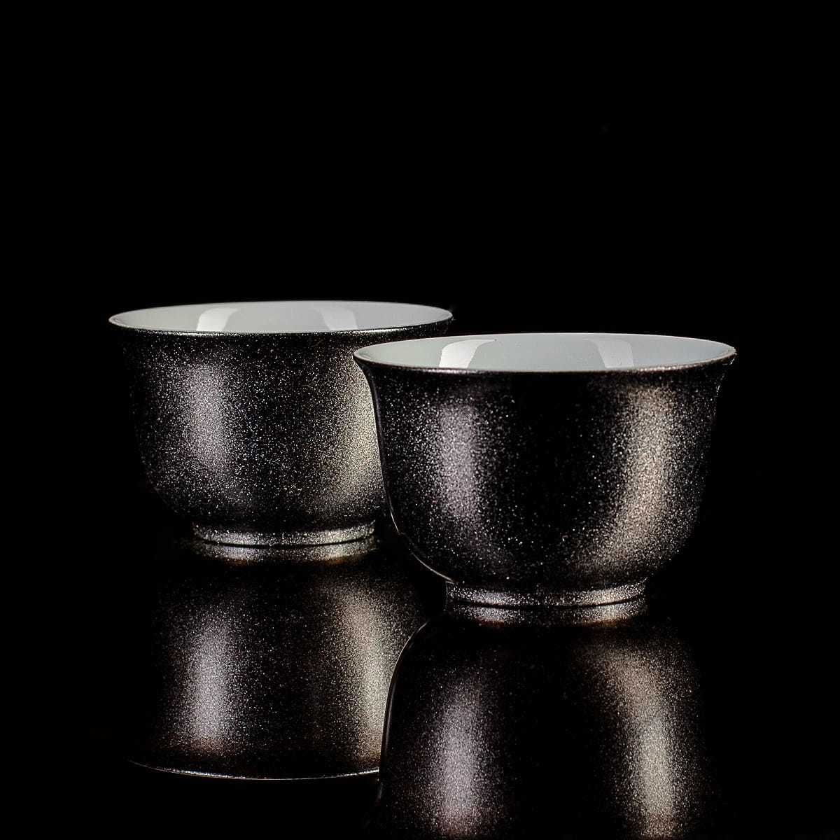 Чашка чайная «Серебро», 120 мл.
