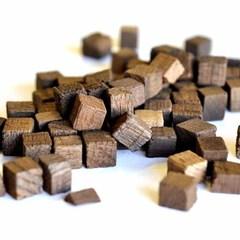 Дубовые кубики, 200 г. Сильный обжиг. Славонский дуб. Сербия в Алматы