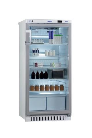 Холодильник фармацевтический Позис ХФ-250-3 (дверь тон. стекло) - фото
