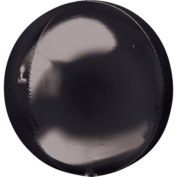 3D Шары Шар 3D сфера Черная picture_22569.jpg