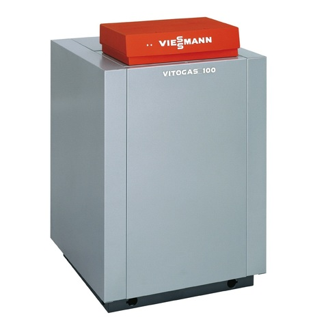 Котел газовый напольный Viessmann Vitogas 100-F GS1D910
