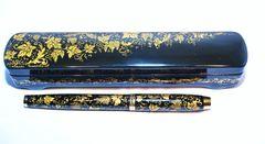 Ручка расписная  Паркер в шкатулке