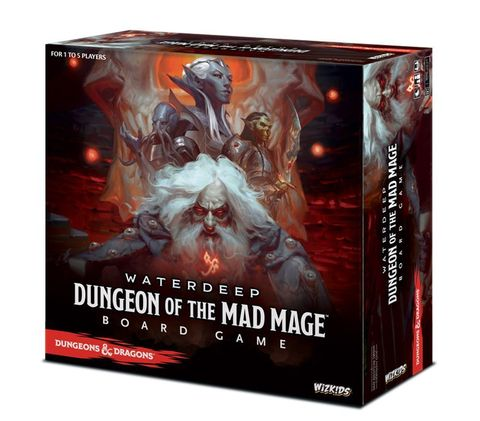 D&D Waterdeep: Dungeon of the Mad Mage