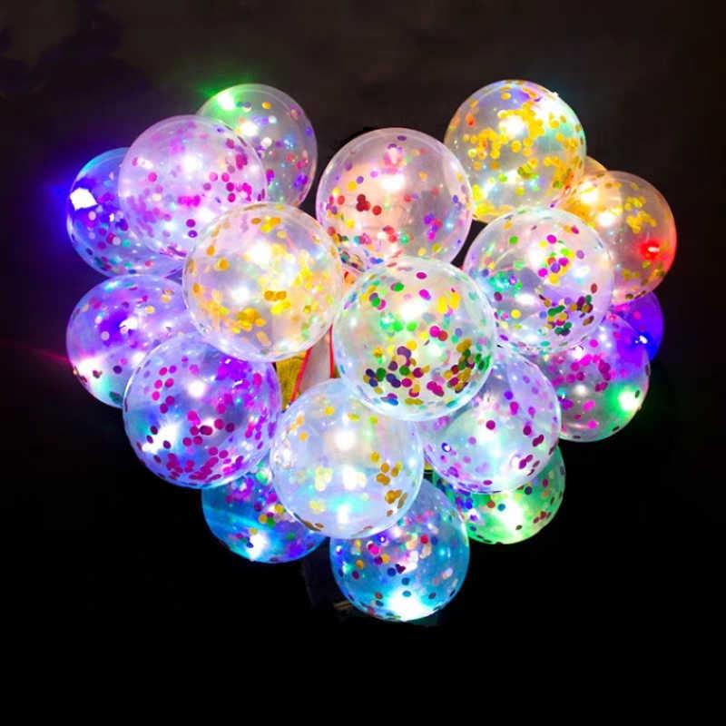 Светящиеся шары Прозрачные светящиеся шары с конфетти HTB1PPXxadfvK1RjSspfq6zzXFXaK.jpg_q50.jpg