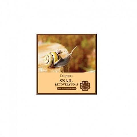 DEOPROCE SOAP Мыло с улиточным муцином  DEOPROCE SOAP (SNAIL)  100гр