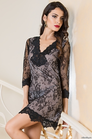 Короткое платье-сорочка Mia-Amore 2046 MARKIZA