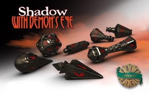 Wizard Set: Shadow & Demon's Eye