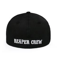 Кепка  REAPER CREW (Бейсболка) черная