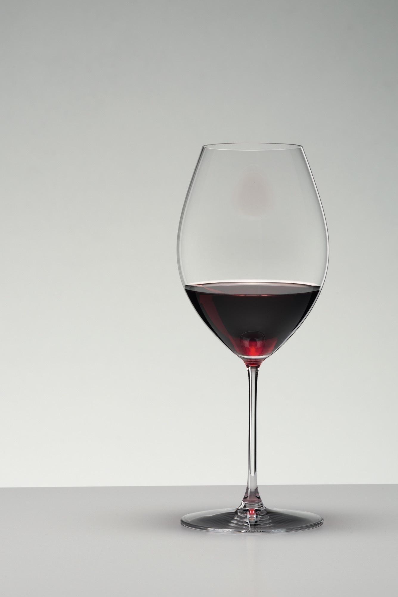 Набор из 2-х бокалов для вина Riedel Old World Syrah, Riedel Veritas, 600 мл riedel набор бокалов для красного вина pinot nebbiolo 690 мл 2 шт 0414 07 riedel