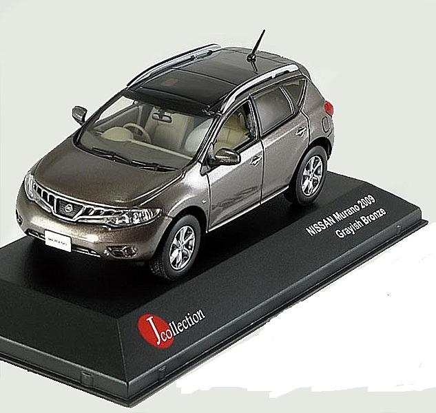Коллекционная модель Nissan Murano 2009