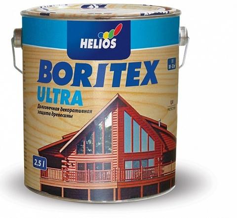 Boritex Ultra/Боритекс Ультра декоративное лазурное покрытие