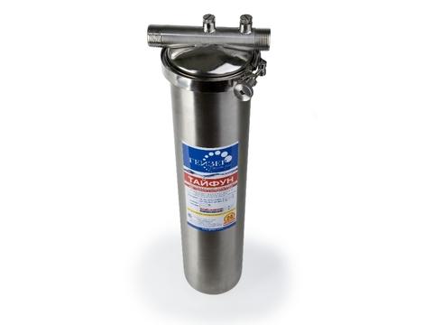 Фильтр Гейзер Тайфун 20 ВВ (для горячей и холодной воды)