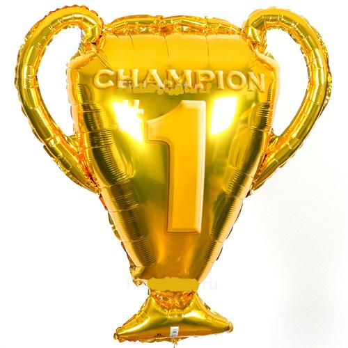 Фольгированный шар «Кубок», 71 см
