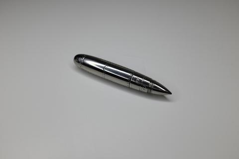 Тактическая титановая ручка Zeppelin Polished