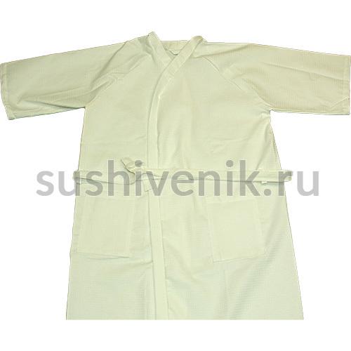 Халат вафельный универсальный, XL