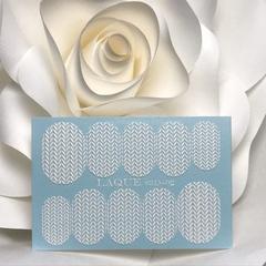 Cлайдер дизайн #3D-02 белый