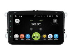 Штатная магнитола на Android 8.0 для Skoda Yeti рестайлинг 14+ Roximo CarDroid RD-3706