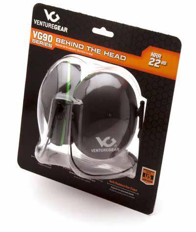 Наушники пассивные Pyramex Venture VGBH9010C