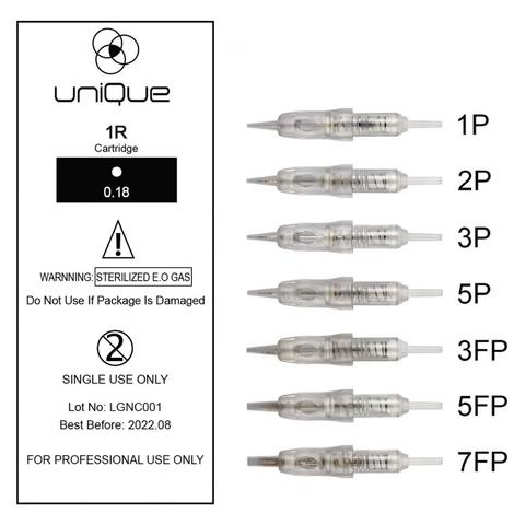 Модульные иглы Unique 1Р (0.35мм)