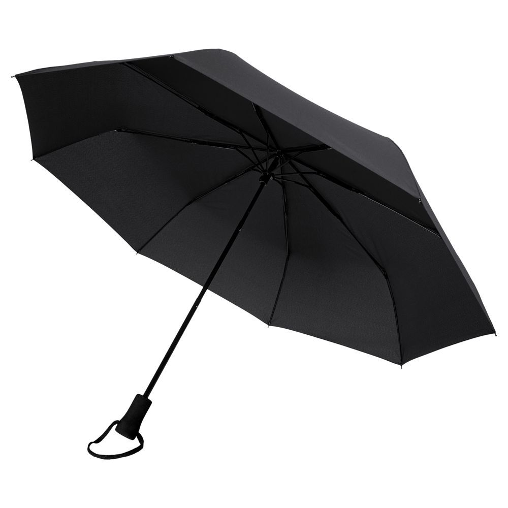 Hogg Trek Foldable Umbrella, black