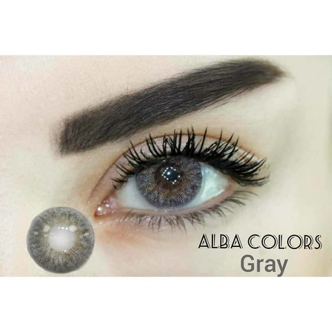 Alba Colors™ GRAY