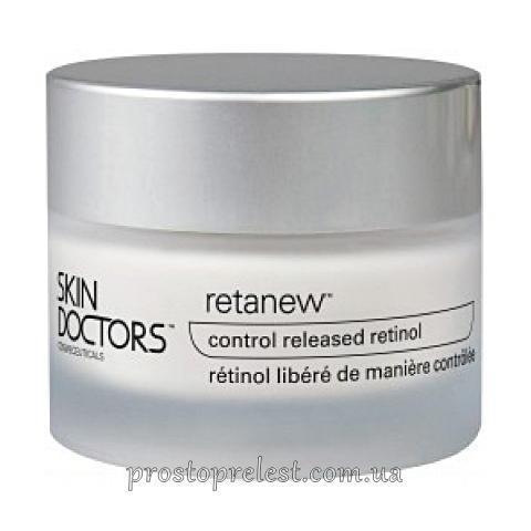 Skin Doctors Retanew Крем для обновления кожи с микрокапсулированным ретинолом