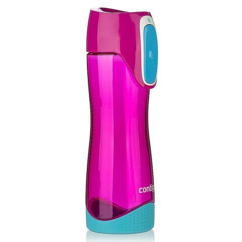Бутылка спортивная Contigo Swish (0,5 литра), розовая