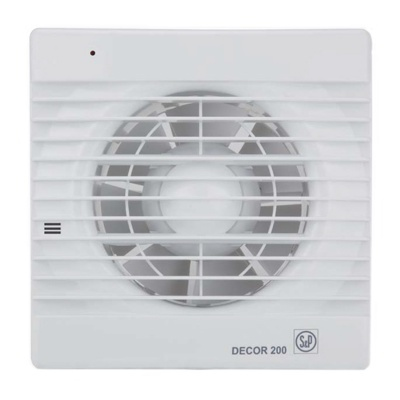 Каталог Вентилятор накладной S&P Decor 200 CH (таймер, датчик влажности) 004.jpeg