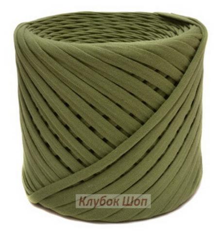 Трикотажная пряжа Saltera 37 Травяной - фото