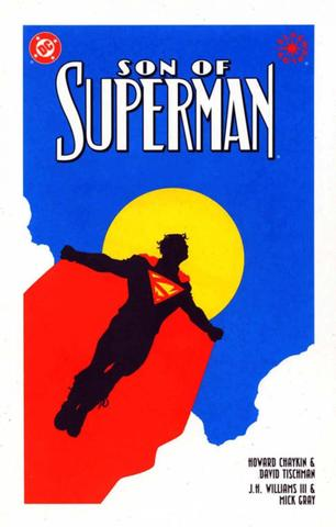 Son of Superman TPB