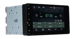 Магнитола универсальная для Mitsubishi 206х105мм. Android 9.0 7