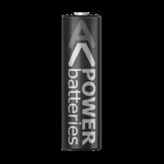 Аккумулятор AA NiMh 2500mAh 1,2V 2,8Wh