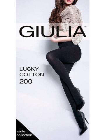 Колготки Lucky Cotton 200 Giulia