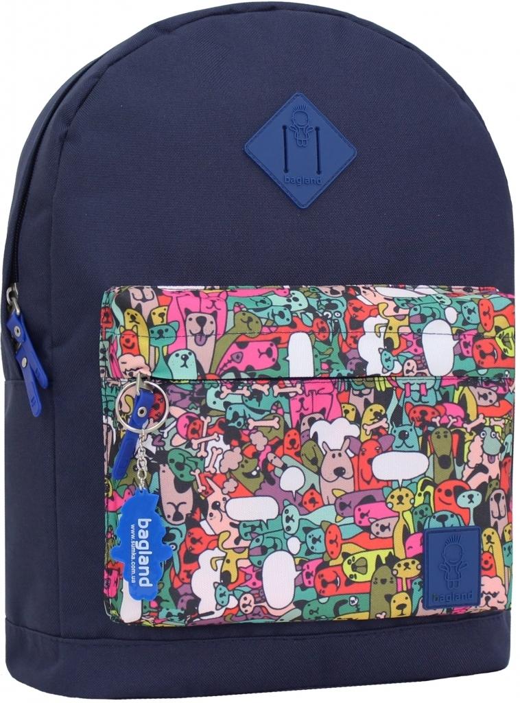 Городские рюкзаки Рюкзак Bagland Молодежный W/R 17 л. 330 чорнильний 150 (00533662) f3fcbcfe1af47947c70881914ea2bdab.JPG