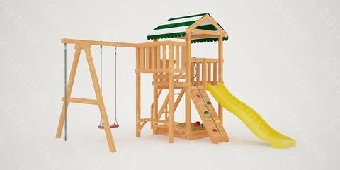 Детский игровой комплекс Савушка