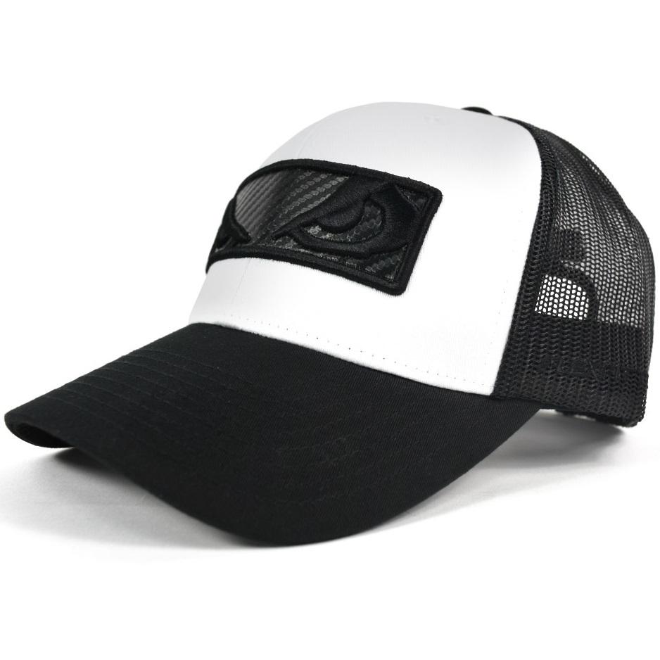 Бейсболки/Кепки Бейсболка/Кепка Bad Boy Carbon Cap Black/White 1.jpg