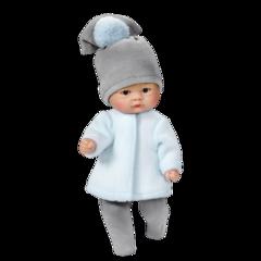ASI Кукла-пупсик в шапочке, 20 см (114021)