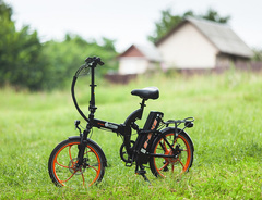 Велогибрид Eltreco TT 350W