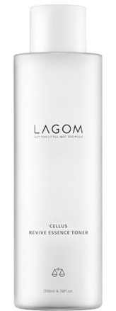 LAGOM Cellus Revive Essence Toner тонер для лица 200мл