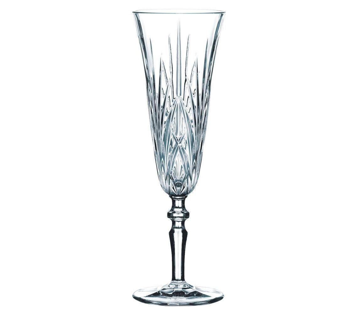Хрустальный фужер для шампанского Palais, 140 мл