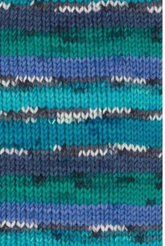 Gruendl Hot Socks Stripes 608