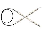 Спицы KnitPro Nova Cubics круговые 3.75 мм/80 см 12196