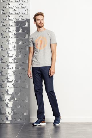 Trussardi Jeans Футболка с лого