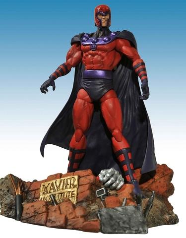 Марвел Селект фигурка Магнето — Marvel Select Magneto Action Figure