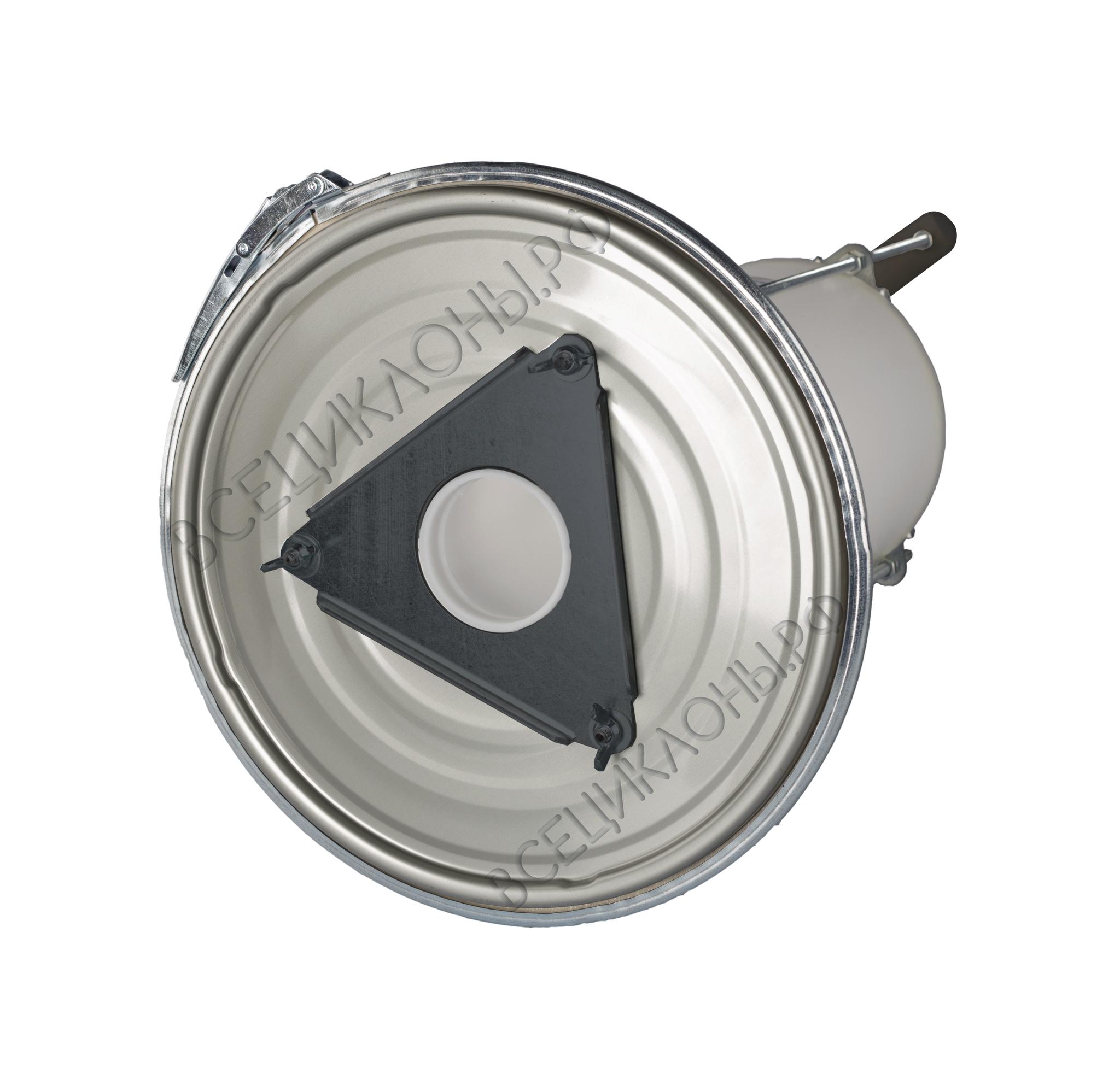 Скелетный крепёж для циклона MicroDust, крышка и циклонный фильтр продаются отдельно