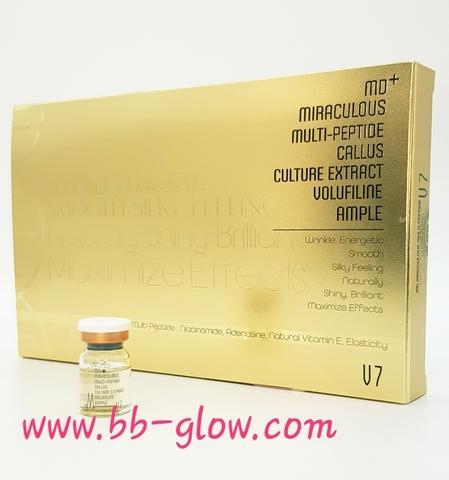 Мезо сыворотка MD+ Miraculous Multi-Peptide V7 - 1 ампула  5 мл.