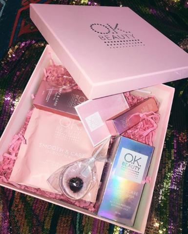 Подарочный набор OK Beauty