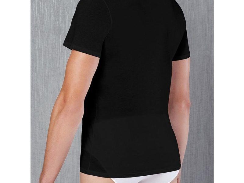 Мужская футболка черная Doreanse 2530