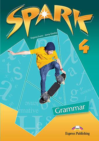 Spark 4 (Monstertrackers). Grammar Book. Грамматика